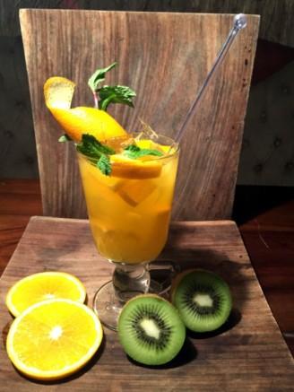Gringo jito cocktail