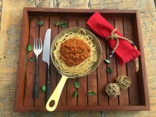 Spaguetti kema mutton (nv)