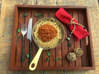 Spaguetti kema mutton (nv)